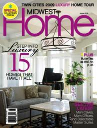 Midwest Living Cover Aug-Sept 2009